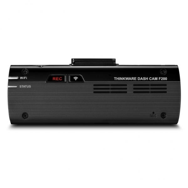 Thinkware F200 Dash Cam Top