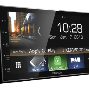 Kenwood DMX7018DABS - apple car play