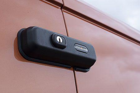 image of Locks 4 Vans statement lock