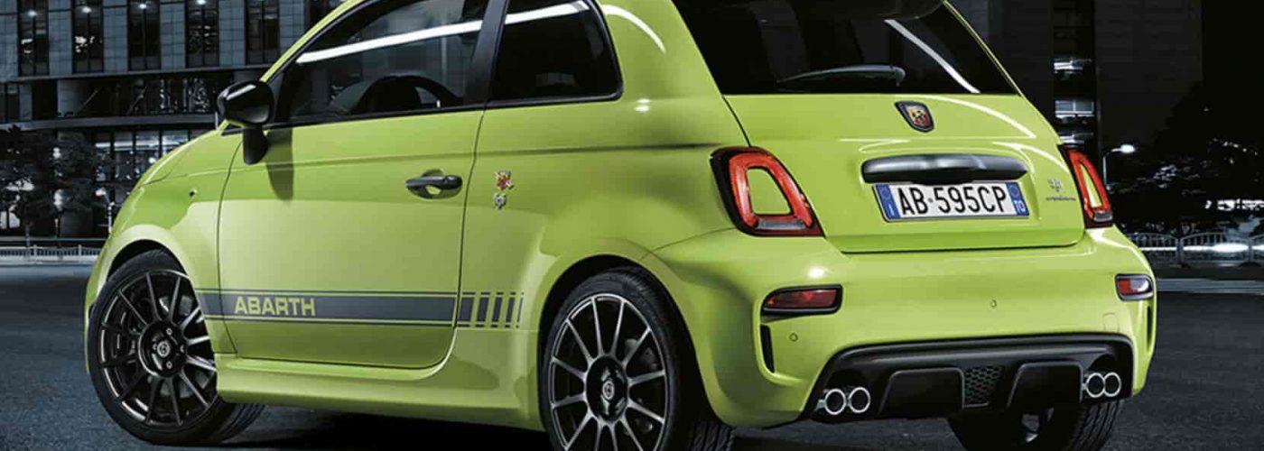 Fiat Abarth Security
