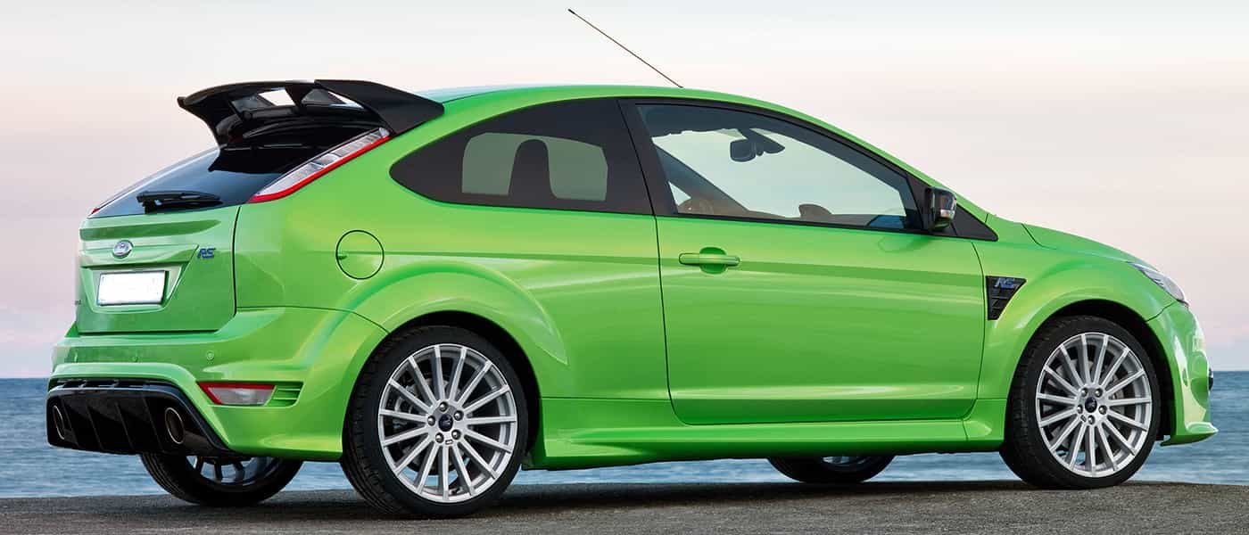 Green focus RS